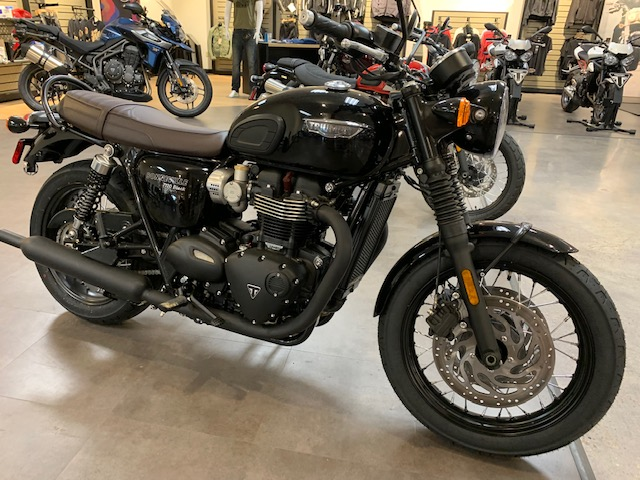 2020 Triumph Bonneville T120 Black at Got Gear Motorsports