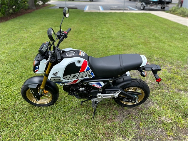2022 Honda Grom Base at Powersports St. Augustine