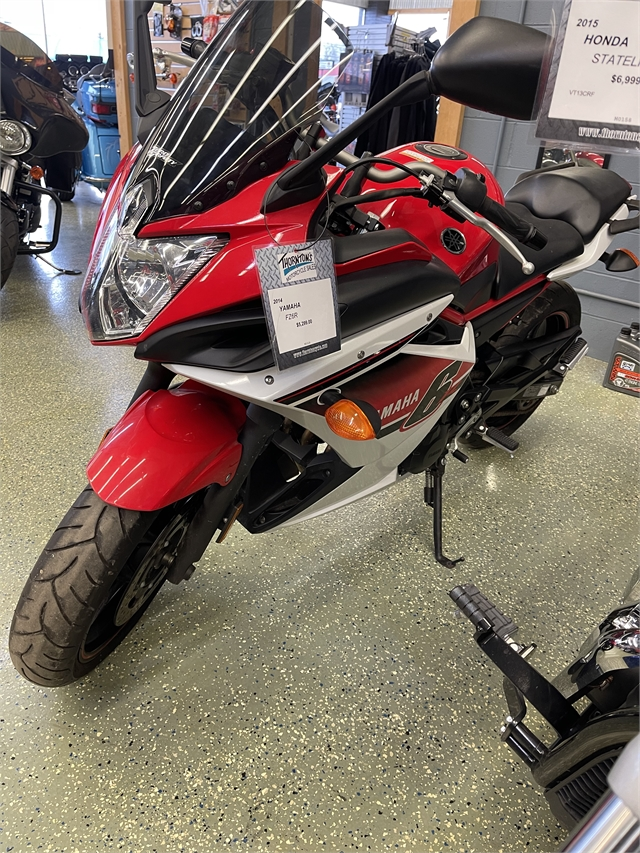 2014 Yamaha FZ 6 R at Thornton's Motorcycle Sales, Madison, IN
