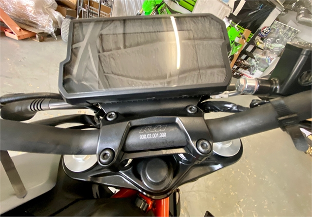 2021 KTM Duke 390 at Shreveport Cycles