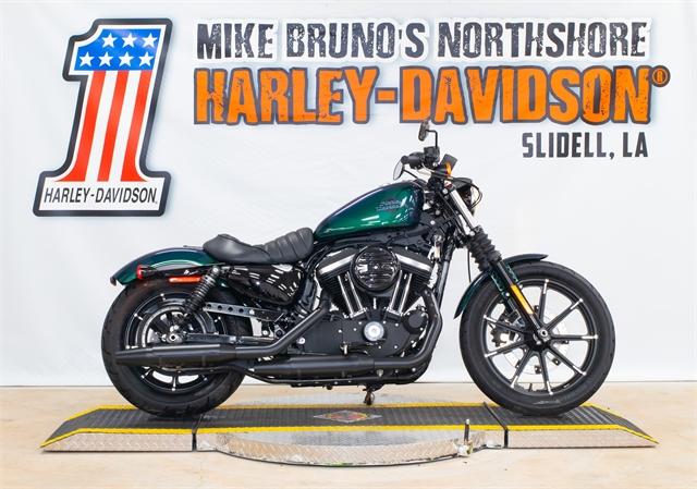 2021 Harley-Davidson Street XL 883N Iron 883 at Mike Bruno's Northshore Harley-Davidson