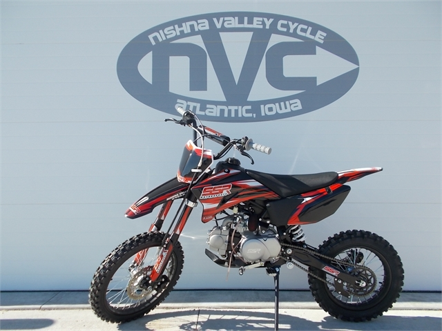 2021 SSR Motorsports SR125 125TR-BW at Nishna Valley Cycle, Atlantic, IA 50022