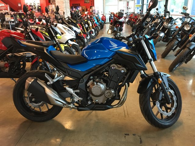 2018 Honda CB500F Base at Kent Powersports of Austin, Kyle, TX 78640