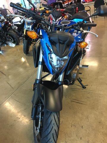 2018 Honda CB500F Base at Kent Powersports of Austin, Kyle, TX 78640