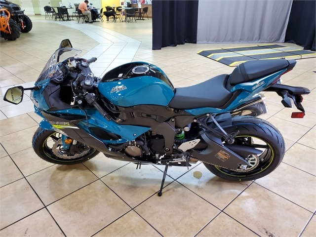 2021 Kawasaki Ninja ZX-6R ABS at Sun Sports Cycle & Watercraft, Inc.