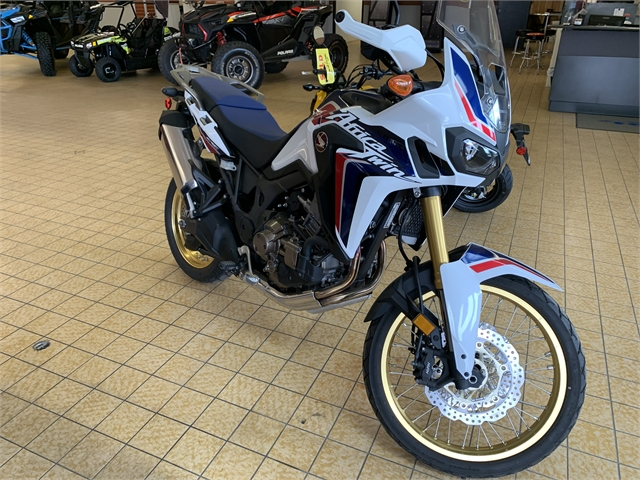 2017 Honda Africa Twin DCT ABS at Southern Illinois Motorsports