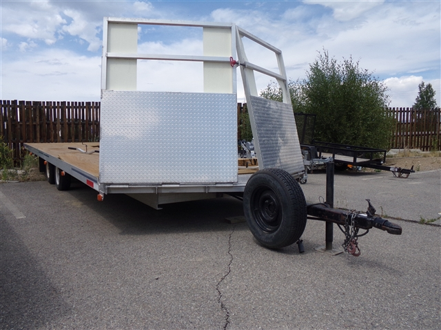 2001 TRLR ALUMINUM 25FT2 at Power World Sports, Granby, CO 80446