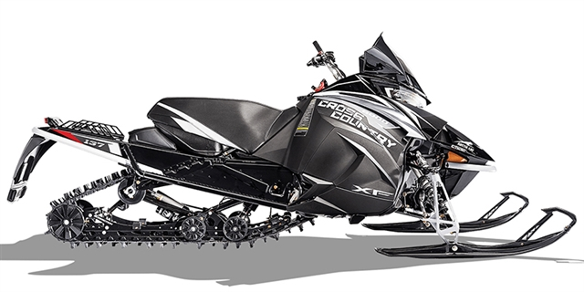 2019 Arctic Cat XF 6000 Cross Country Limited ES 137 at Hebeler Sales & Service, Lockport, NY 14094