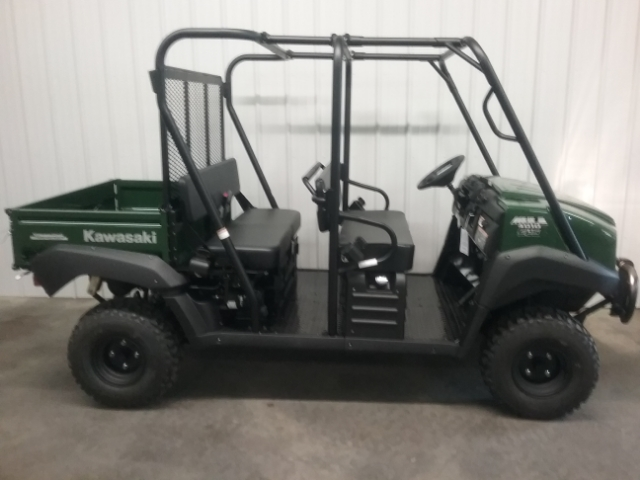 2019 Kawasaki Mule 4010 Trans4x4 at Thornton's Motorcycle - Versailles, IN
