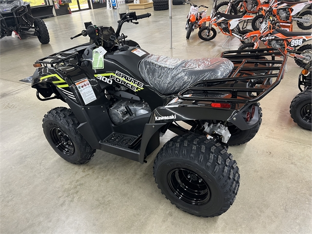 2022 Kawasaki Brute Force 300 at Ride Center USA