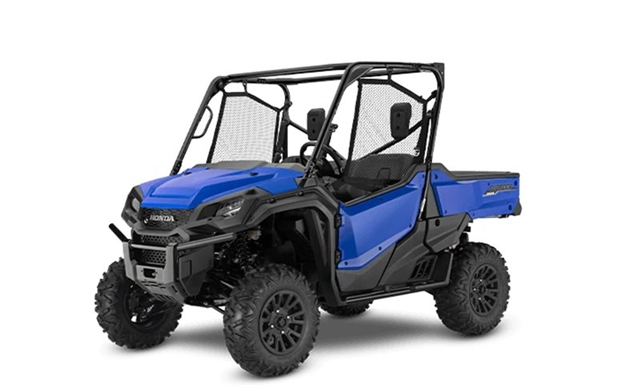 2021 Honda Pioneer 1000 Deluxe at G&C Honda of Shreveport