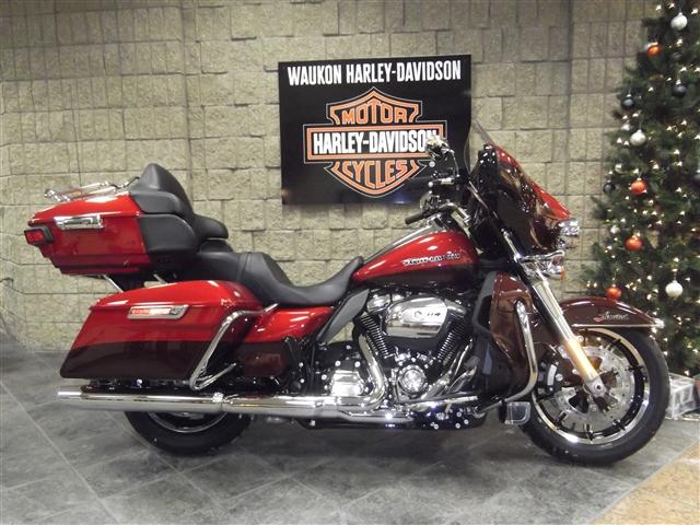 2019 Harley-Davidson Electra Glide Ultra Limited Low at Waukon Harley-Davidson, Waukon, IA 52172