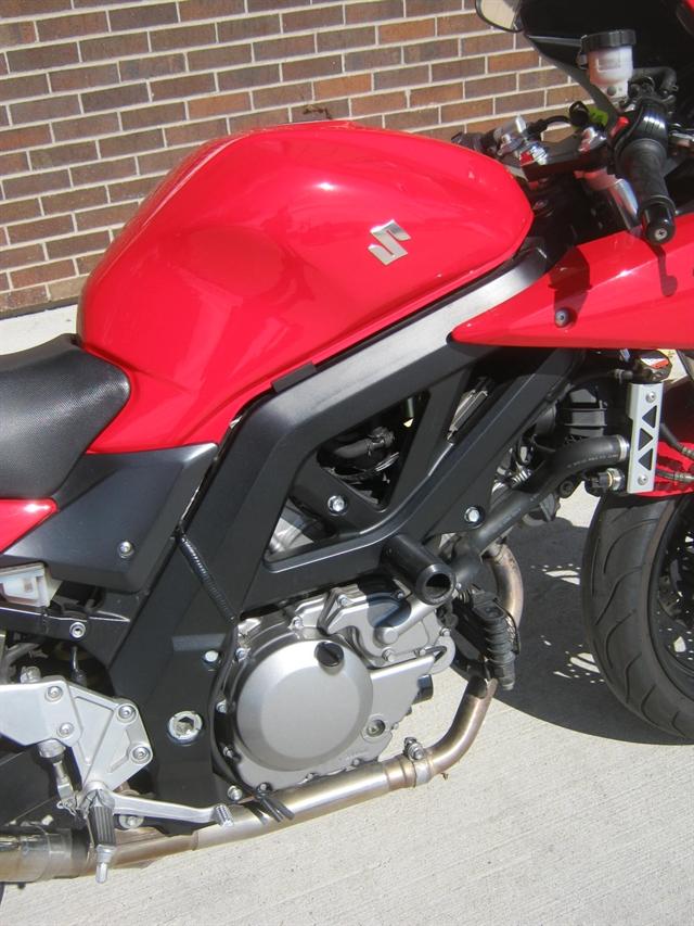 2006 Suzuki SV650S at Brenny's Motorcycle Clinic, Bettendorf, IA 52722