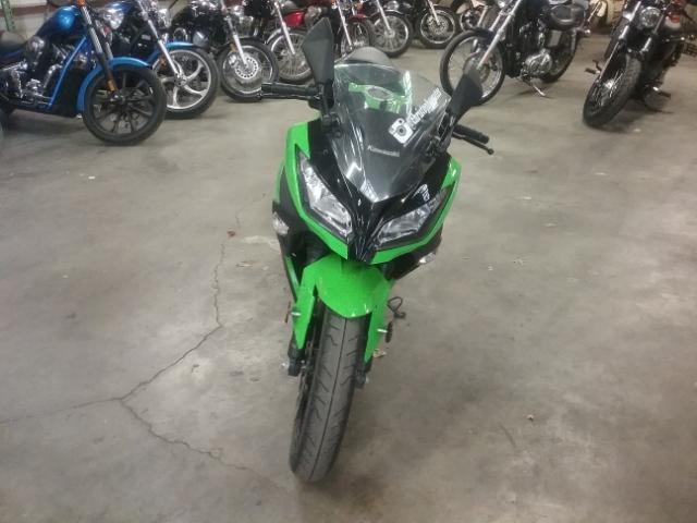 2014 Kawasaki Ninja 300 at Thornton's Motorcycle - Versailles, IN