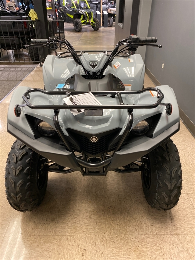 2021 Yamaha Grizzly 90 at Sloans Motorcycle ATV, Murfreesboro, TN, 37129