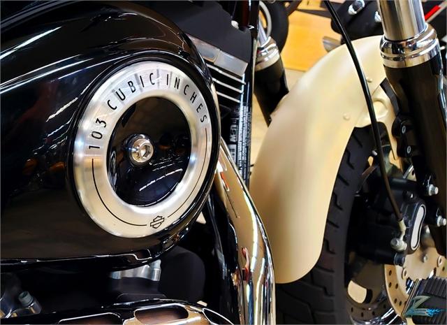 2014 Harley-Davidson Dyna Fat Bob at Zips 45th Parallel Harley-Davidson