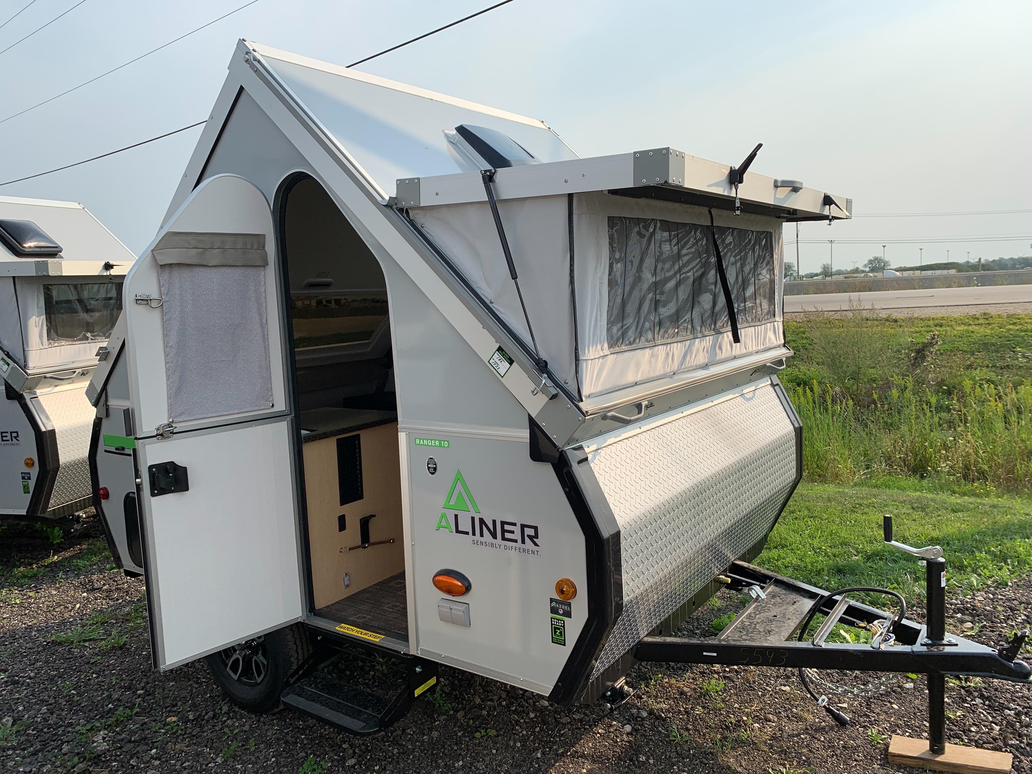 2022 Aliner Ranger 10 at Prosser's Premium RV Outlet