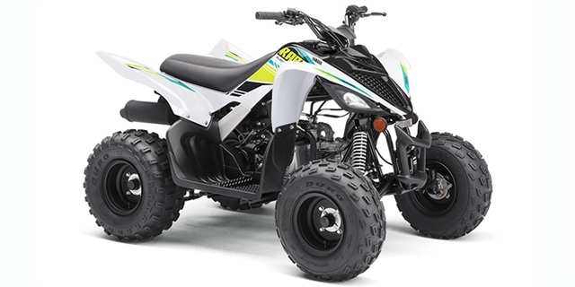 2021 Yamaha Raptor 90 at Brenny's Motorcycle Clinic, Bettendorf, IA 52722