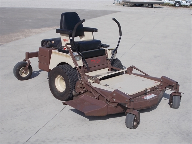1999 Grasshopper 618 Front Deck at Nishna Valley Cycle, Atlantic, IA 50022