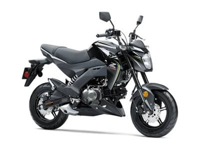 2018 Kawasaki Z125 PRO Base at Seminole PowerSports North, Eustis, FL 32726