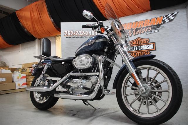 2003 Harley-Davidson XLH 883 at Suburban Motors Harley-Davidson