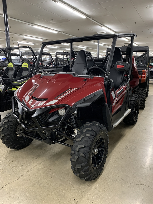 2019 Yamaha Wolverine X2 R-Spec SE at ATVs and More