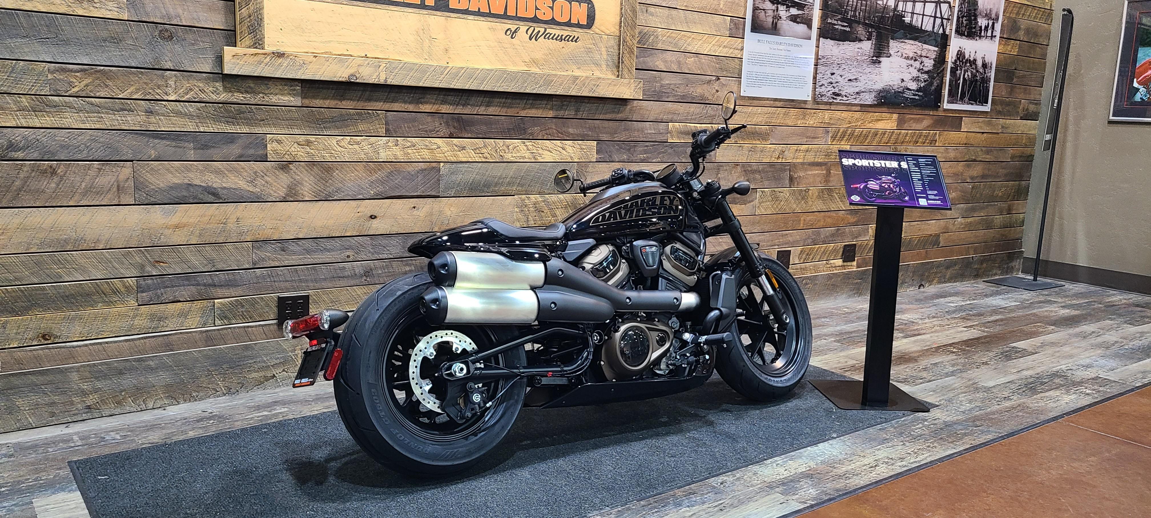 2021 Harley-Davidson Sportster S at Bull Falls Harley-Davidson