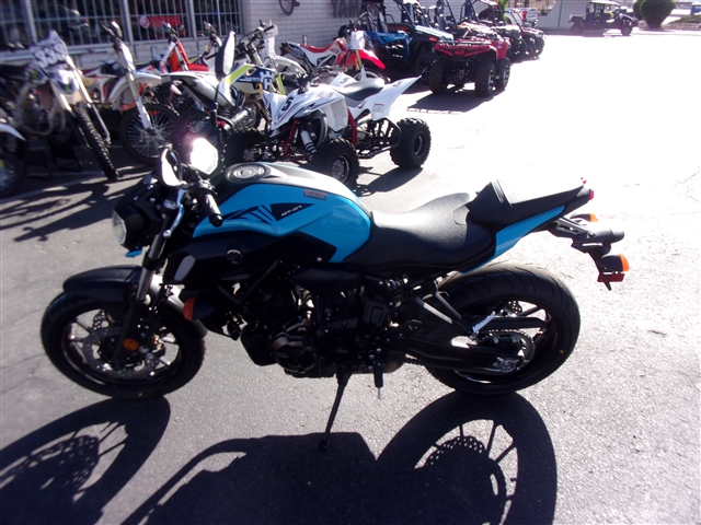 2019 Yamaha MT 07 at Bobby J's Yamaha, Albuquerque, NM 87110
