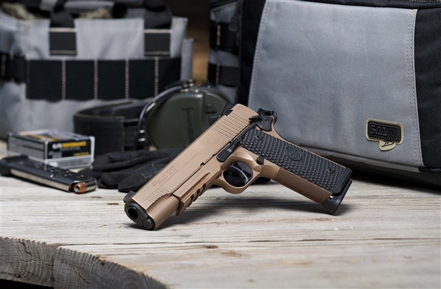 2019 Sig Sauer 1911 Emperor Scorpion Full-Size at Harsh Outdoors, Eaton, CO 80615