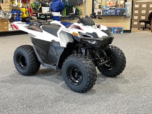 2021 Polaris Outlaw 70 EFI at Lynnwood Motoplex, Lynnwood, WA 98037