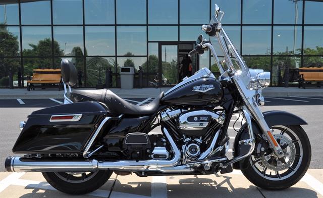 2018 Harley-Davidson Road King Base at All American Harley-Davidson, Hughesville, MD 20637