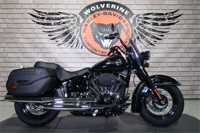 2020 Harley-Davidson Touring Heritage Classic 114 at Wolverine Harley-Davidson