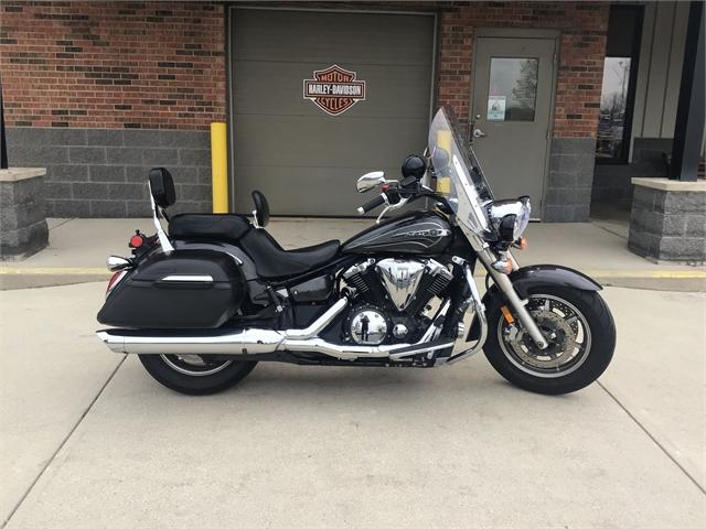 2012 Yamaha V Star 1300 Tourer at Lima Harley-Davidson