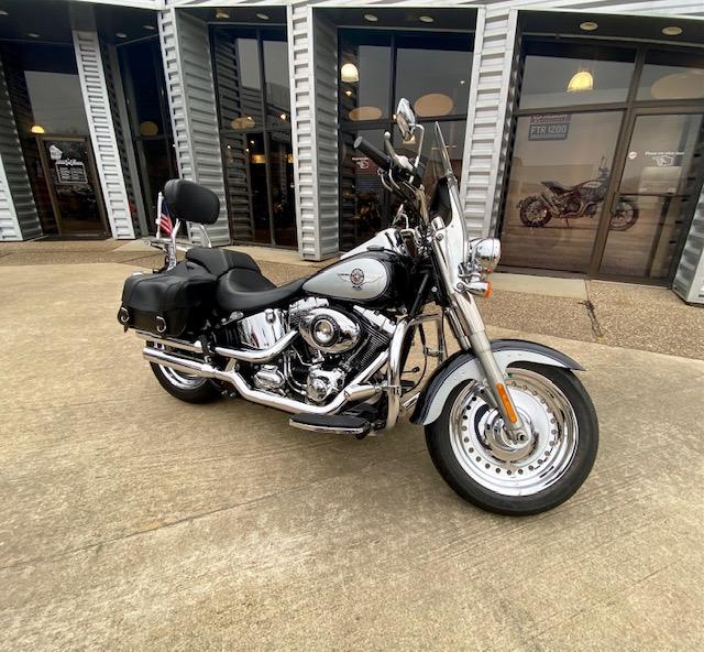 2012 Harley-Davidson Softail Fat Boy at Shreveport Cycles