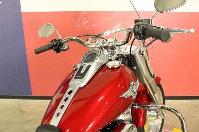 2019 Harley-Davidson Softail Fat Boy 114 at Texas Harley
