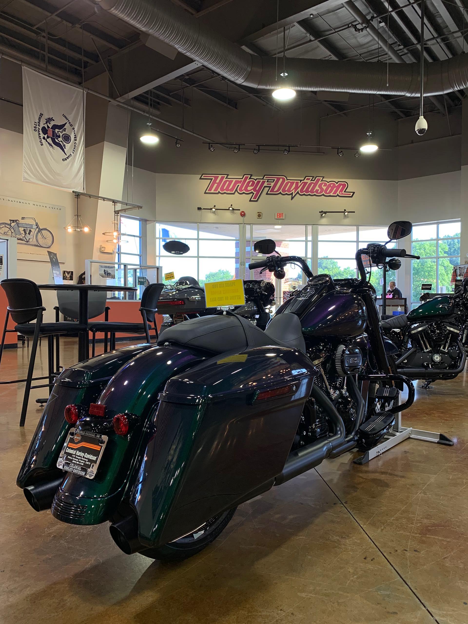 2021 Harley-Davidson Grand American Touring Road King Special at Colonial Harley-Davidson