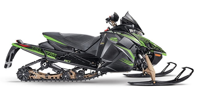 2020 Arctic Cat ZR 8000 137 ES IACT Thundercat 137 ARS II w/ iACT at Bay Cycle Sales