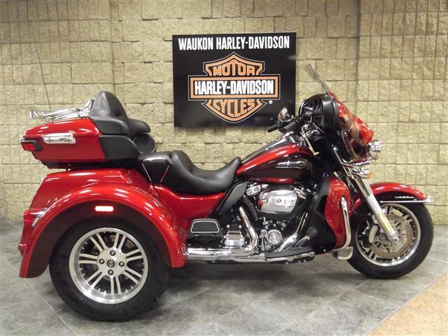 2018 Harley-Davidson Trike Tri Glide Ultra at Waukon Harley-Davidson, Waukon, IA 52172