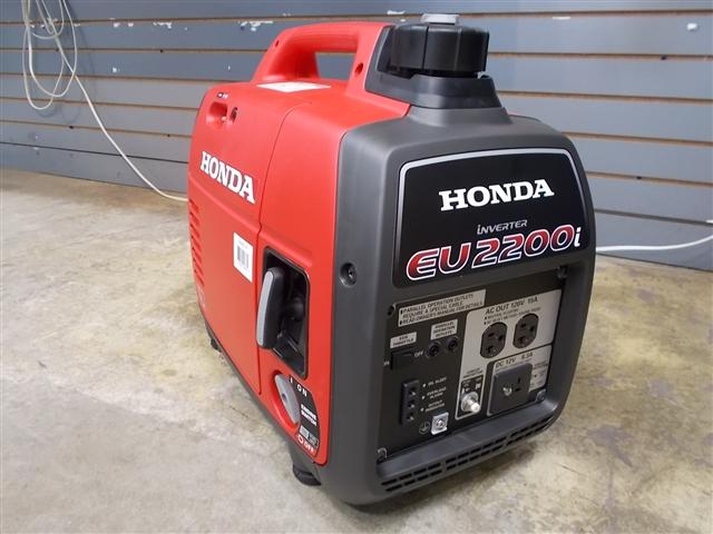 2019 Honda Generators EU2200i at Nishna Valley Cycle, Atlantic, IA 50022