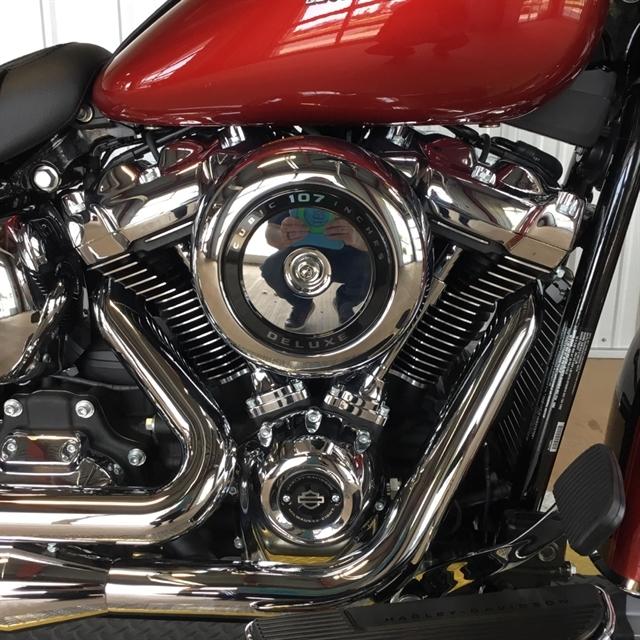 2019 Harley-Davidson Softail Deluxe at Calumet Harley-Davidson®, Munster, IN 46321