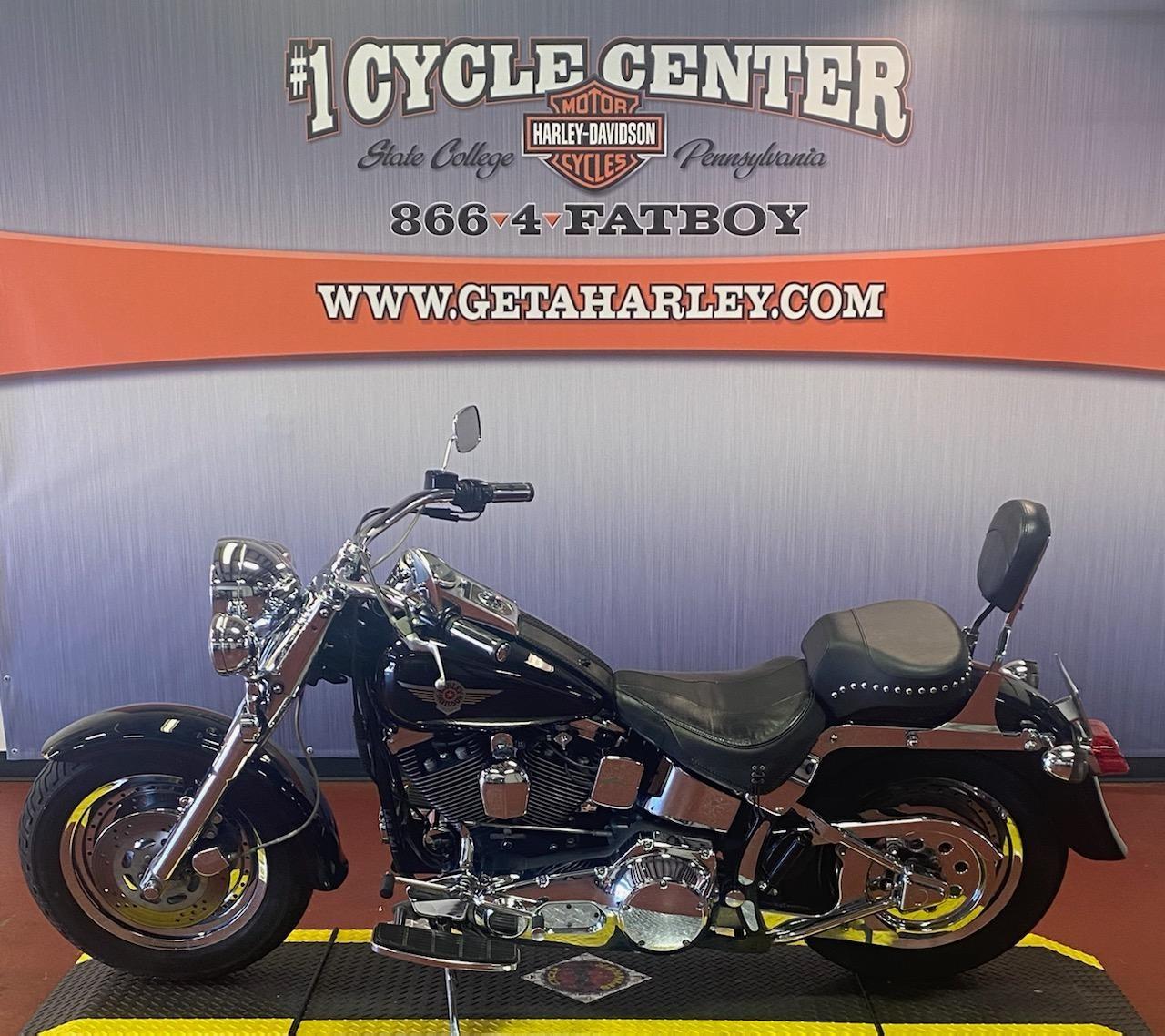 1999 Harley-Davidson FLSTF at #1 Cycle Center Harley-Davidson