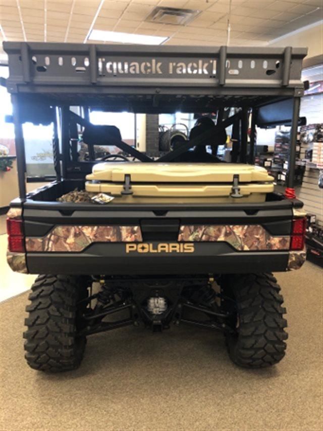 2019 Polaris Ranger XP 1000 EPS Premium at Sloan's Motorcycle, Murfreesboro, TN, 37129