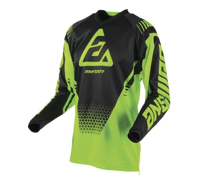 2019 UNIVERSAL ANSWER MEN'S A 19 SYNCRON DRIFT JERSEY at Randy's Cycle, Marengo, IL 60152