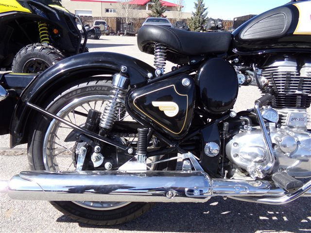 2017 Royal Enfield C5 CLASSIC $125/month at Power World Sports, Granby, CO 80446