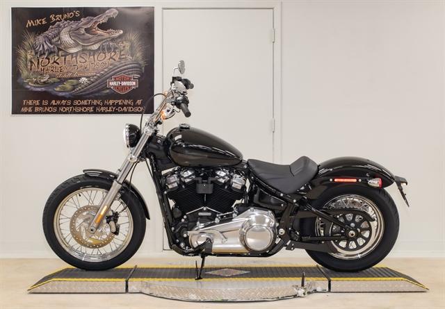 2020 Harley-Davidson FXST at Mike Bruno's Northshore Harley-Davidson