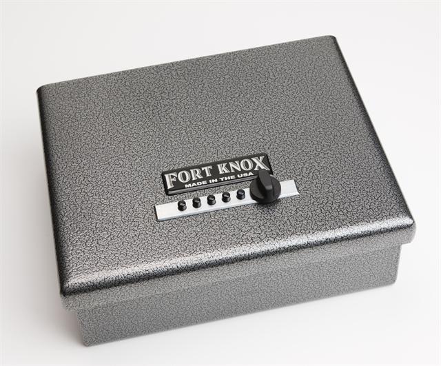 2019 Fort Knox Vaults Original Pistol Box at Harsh Outdoors, Eaton, CO 80615