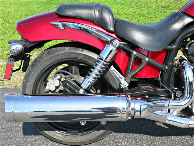 2013 Hyosung GV650 AVATAR at Randy's Cycle, Marengo, IL 60152