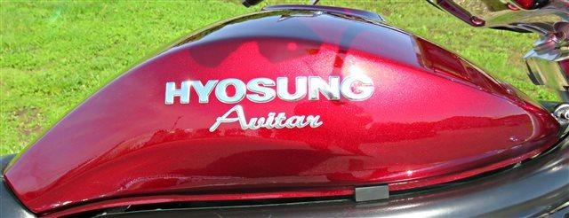2013 Hyosung GV650 at Randy's Cycle, Marengo, IL 60152