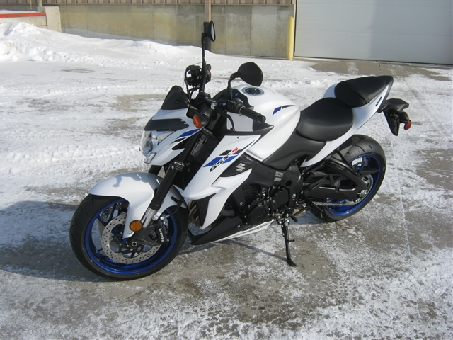 2019 Suzuki GSX-S 1000 at Brenny's Motorcycle Clinic, Bettendorf, IA 52722
