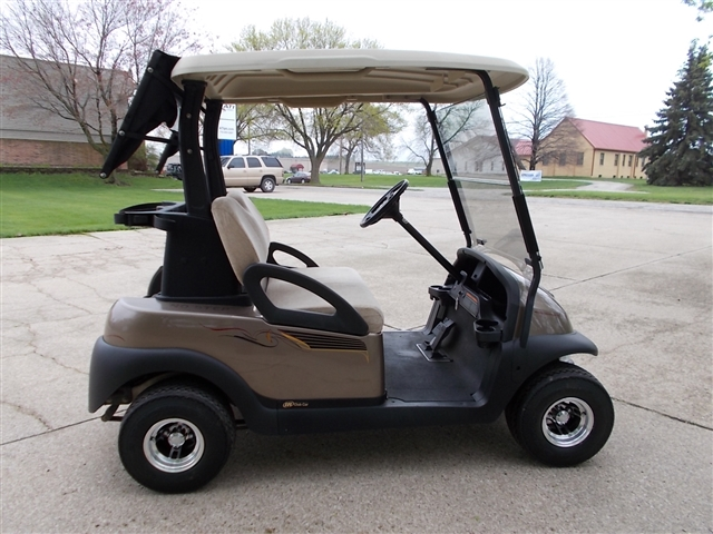 2007 Club Car Precedent Professional at Nishna Valley Cycle, Atlantic, IA 50022